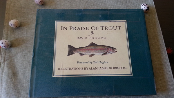 David Profuno In Praise of Trout 90 Seiten