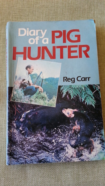 Diary of a Pig Hunter