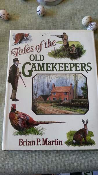 Tales of the old Gamekeeper Brian P. Martin 187 Seiten