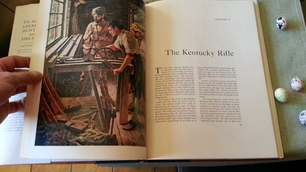 The story of the American Hunting and Firearms